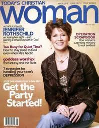 be part of a publication esp Christian Magazine :)
