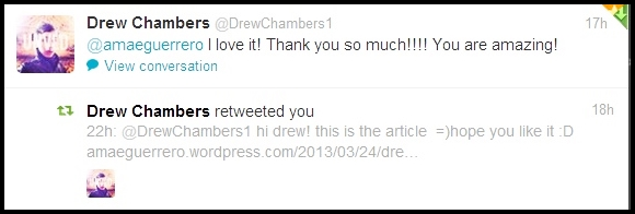 Drew Chambers replied on my twitter :)