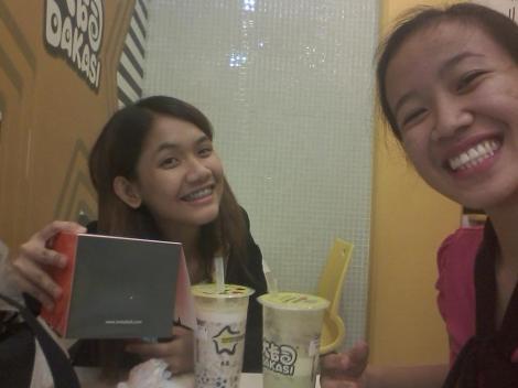My friend who sticks closer than a sister :)