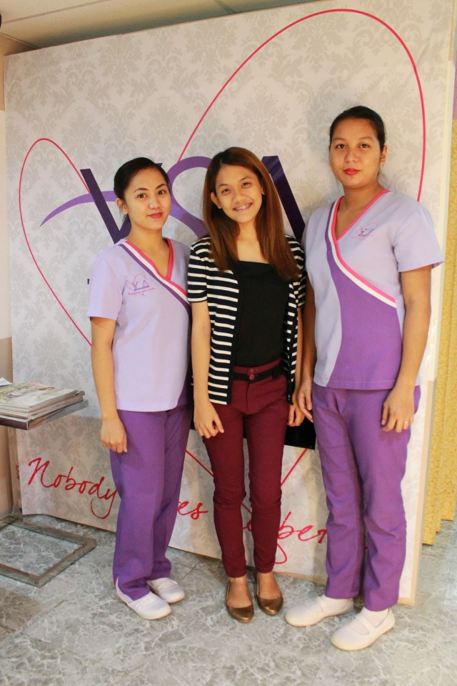 Thanks YSA skin and body experts and to Light Network