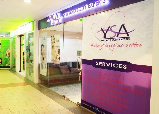 Greenfield branch of YSA