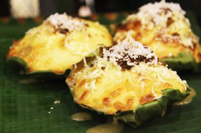 Their very own bibingka!