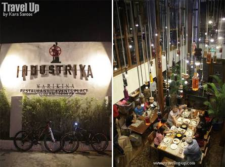 Cozy ambiance and scrumptious food that's what Industriya Marikina will offer you!