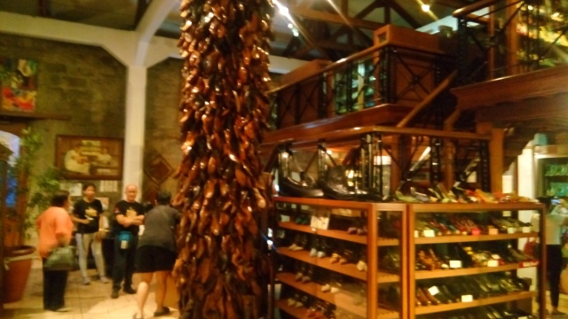 Inside the Marikina Shoe Museum