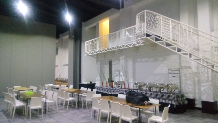 You can also have your event here at Industriya Marikina. Here is their sample venue
